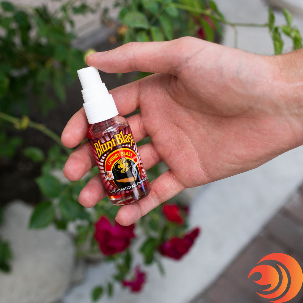 All it takes is a few pumps of the blunt blast air freshener to completely eliminate the offensive odor.