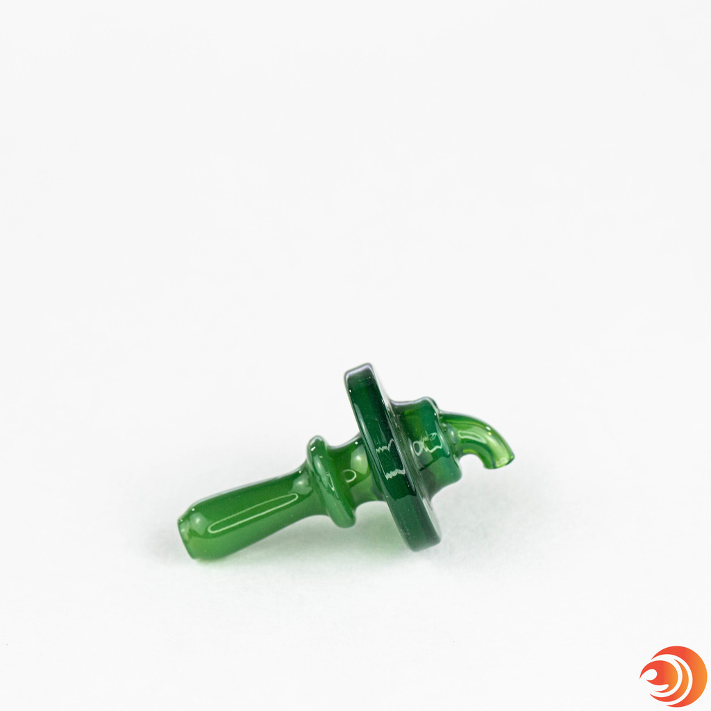 Buy a green carb cap from Atomic Blaze in Sarasota, FL and improve your dabbing experience. Dabbing supplies ship fast and free with orders over $25.