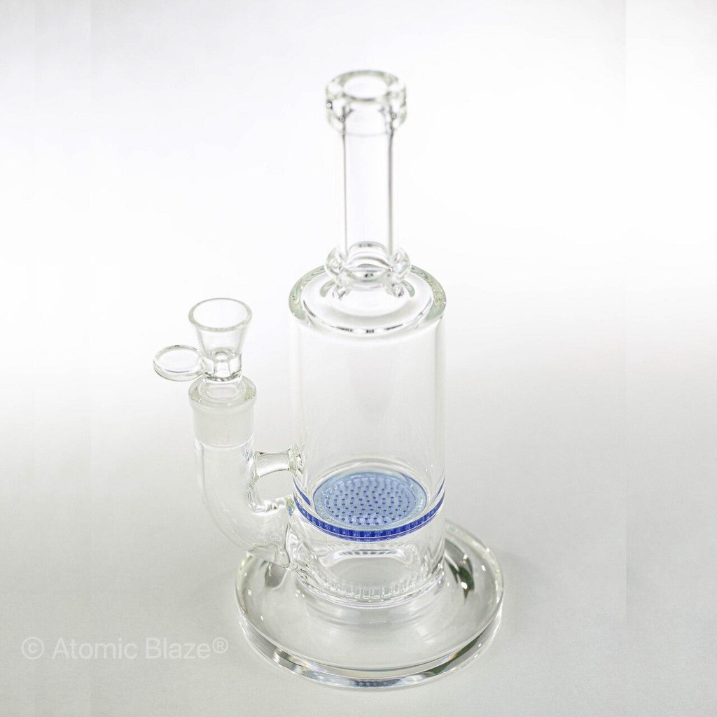 Sale on a 10 Heavy Glass Bong from AtomicBlaze Headshop and we always have the cheapest glass pipes and bongs and free shipping promos