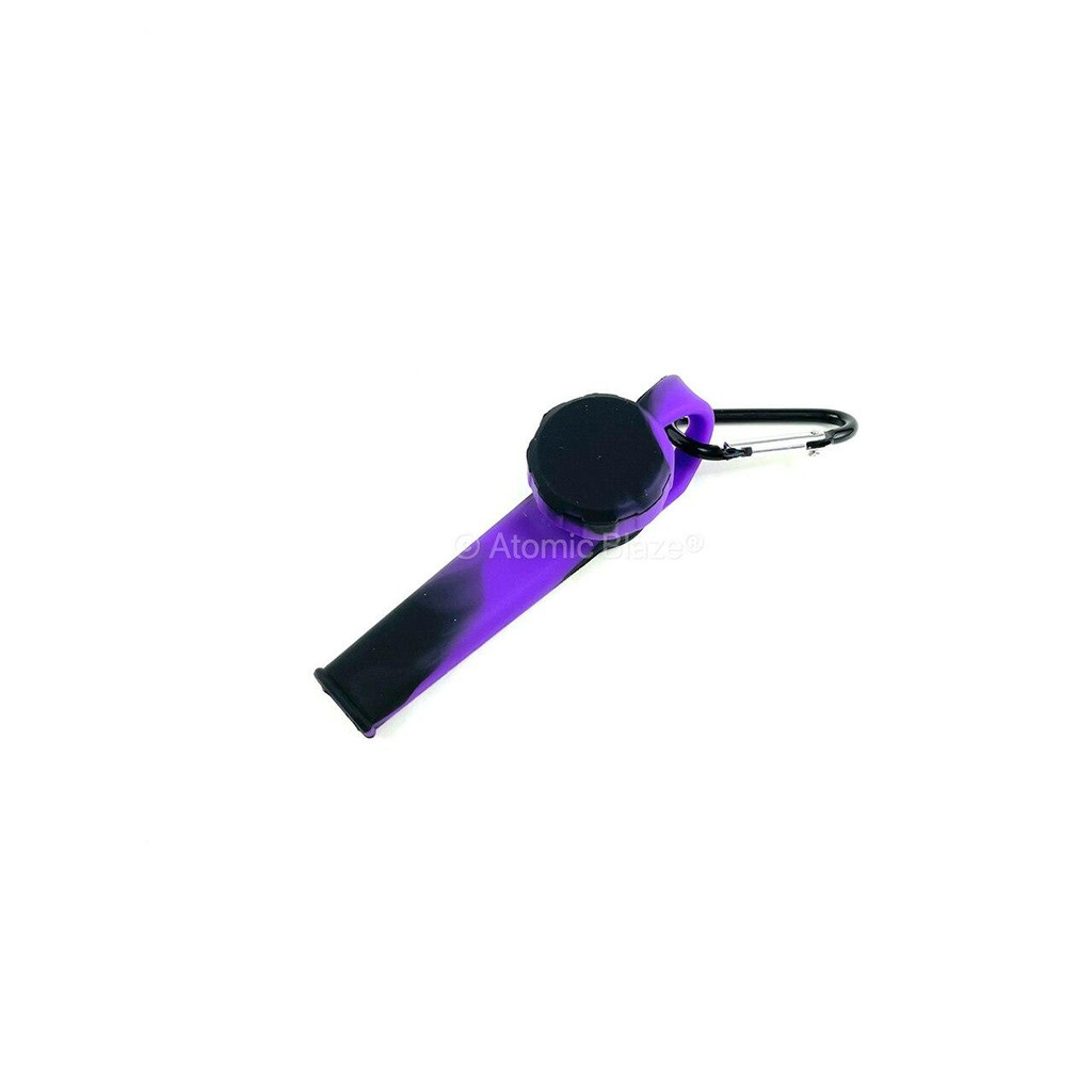 Sale on a Keychain Silicone Pipe from AtomicBlaze Headshop and we always have the cheapest glass pipes and bongs and free shipping promos