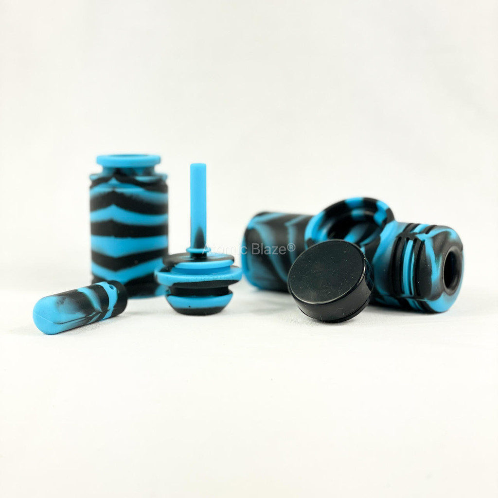 Sale on a Thick Silicone Nectar Collector from AtomicBlaze Headshop and we always have the cheapest glass pipes and bongs and free shipping promos