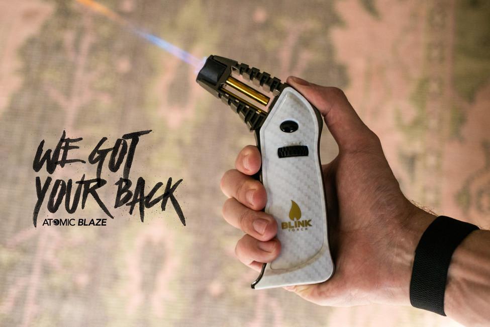 Refill a Blink Torch.