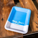 Mary Jane's Brand Small Metal Rolling Tray
