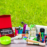 420 Party Pack from atomic Blaze for perfect smoke session