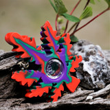 Shop cheap glass pipes and chillum pipes Hemp Leaf Silicone Pipe from Atomic Blaze Headshop in Sarasota! Read the best smokeshop reviews from Atomic Blaze Head Shop!