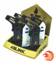 Your choice, black or white Blink Rogue Torch Lighter when you buy dab torches from our online smoke shop, with free shipping