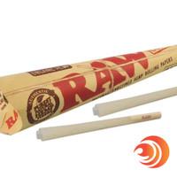 RAW Organic Cones 1 1/4 size (6-pack) is a great deal on the Atomic Blaze online smoke shop.