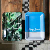 Smoker essential rolling trays