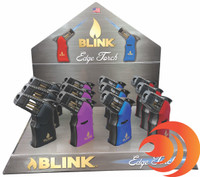 Blink Edge torch lighters come in several colors. This dab kit smoke accessory is indispensable.