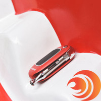 Get the flip dazz vape u-key in multiple colors, including red, from the best online smoke shop.