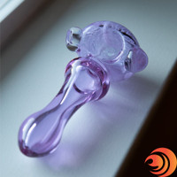 Equipped with a generously sized bowl and a side carburetor, these glass pipe bowls at Atomic Blaze Shop in Sarasota Florida, ensure that every single hit is satisfying.