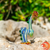 Buy a bubbler bong with free shipping from Atomic Blaze online headshop in Sarasota, FL.