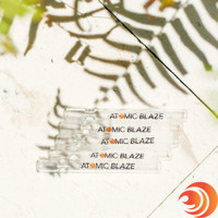 Inside the premium smoking bundle is five Atomic Blaze branded one-hitters for sharing and social distancing.