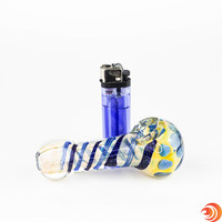The best thing about a straight-up glass handpipe  from Atomic Blaze Smoke Shop Online is the way it lets you taste the product you're smoking.