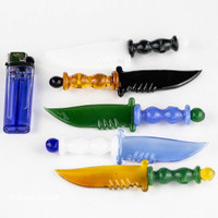 Sale on a Knife Dabbers from AtomicBlaze Headshop and we always have the cheapest glass pipes and bongs and free shipping promos