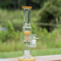 Sale on a 11 Heavy Percolator Bong from AtomicBlaze Headshop and we always have the cheapest glass pipes and bongs and free shipping promos