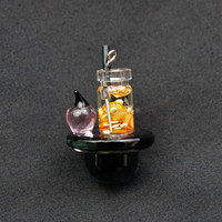 Sale on a Mason Jar Carb Cap for Dabbing from AtomicBlaze Headshop and we always have the cheapest glass pipes and bongs and free shipping promos