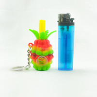 Sale on a Silicone Pineapple Keychain Pipe from AtomicBlaze Headshop and we always have the cheapest glass pipes and bongs and free shipping promos