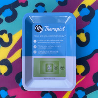 Buy a My Therapist Rolling tray from Atomic Blaze Online Smoke Shop to roll your flower.