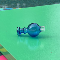 Get your blue 30mm globe carb caps from Atomic Blaze Online Smoke Shop.