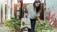 Why should you use organic cotton shopping bags?