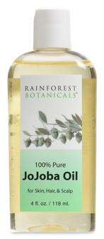 Rainforest Botanicals® Jojoba Oil 4 oz.