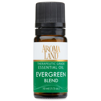 Evergreen Essential Oil Blend 10ml. (1/3oz.)
