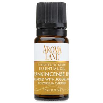 Aromaland - Frankincense 10% Essential Oil 10ml. (1/3oz.)