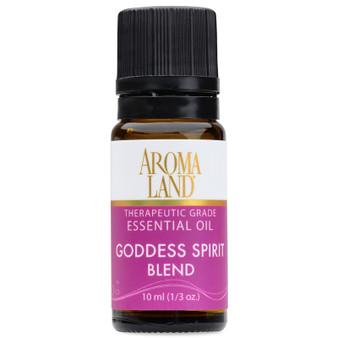 Goddess Spirit Essential Oil Blend 10ml. (1/3oz.)
