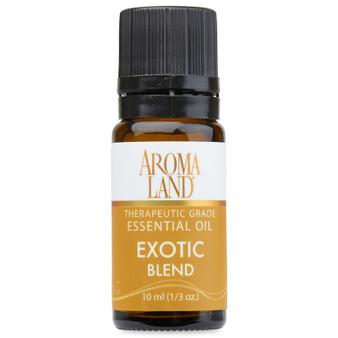 Exotic Essential Oil Blend 10ml. (1/3oz.)