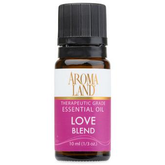 Love Essential Oil Blend 10ml. (1/3oz.)