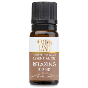 Relaxing Essential Oil Blend 10ml. (1/3oz.)