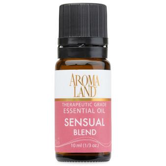 Sensual Essential Oil Blend 10ml. (1/3oz.)