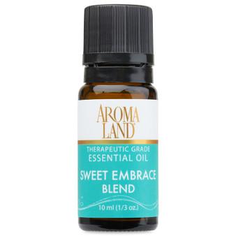 Sweet Embrace Essential Oil Blend 10ml. (1/3oz.)