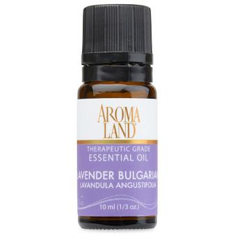 Aromaland - Lavender Bulgarian Essential Oil 10ml. (1/3oz.)