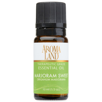 Aromaland - Marjoram Sweet Essential Oil 10ml. (1/3oz.)