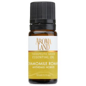 Aromaland - Chamomile Roman Essential Oil 10ml. (1/3oz.)