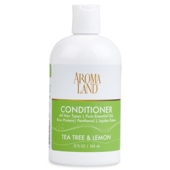 Aromatherapy+ Conditioner - Tea Tree & Lemon 12 oz.