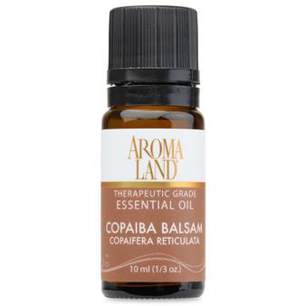 Aromaland - Copaiba Balsam Essential Oil 10ml. (1/3oz.)