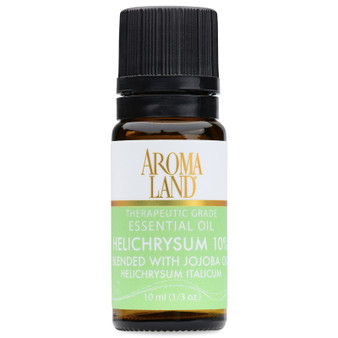 Helichrysum 10% Essential Oil 10ml. (1/3oz.)