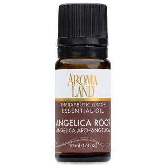 Aromaland - Angelica Root Essential Oil 10ml. (1/3oz.)