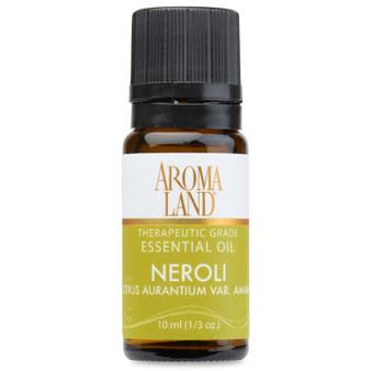 Aromaland - Neroli Essential Oil 10ml. (1/3oz.)