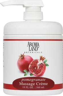 Massage Creme Pomegranate 19 oz.