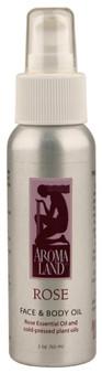 Spa Treatment Elixir - Rose Face & Body Oil 60ml.(2oz.)