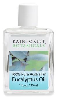 Rainforest Botanicals® Eucalyptus Oil 1oz.