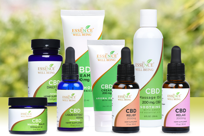 What is the difference between a broad-spectrum CBD and a CBD isolate?