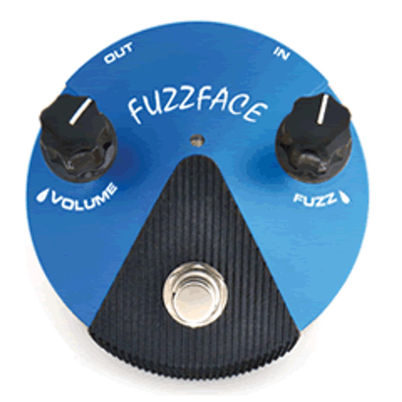 Overdrive, Distortion, Fuzz