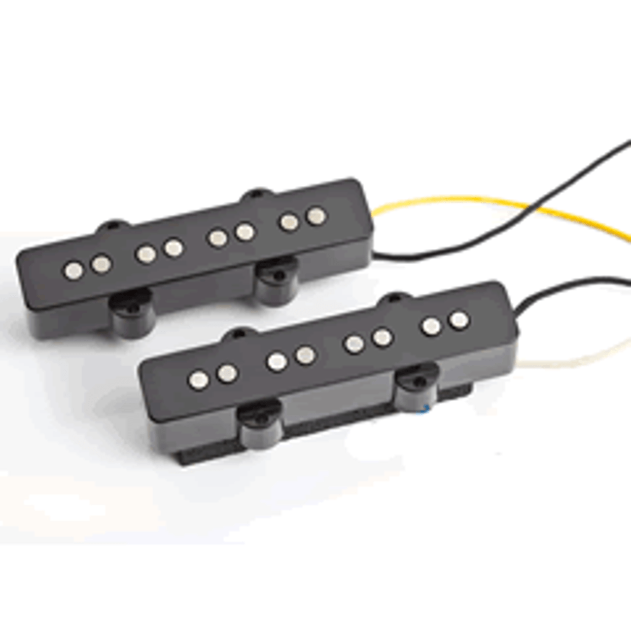 Bass Pickups & Preamps