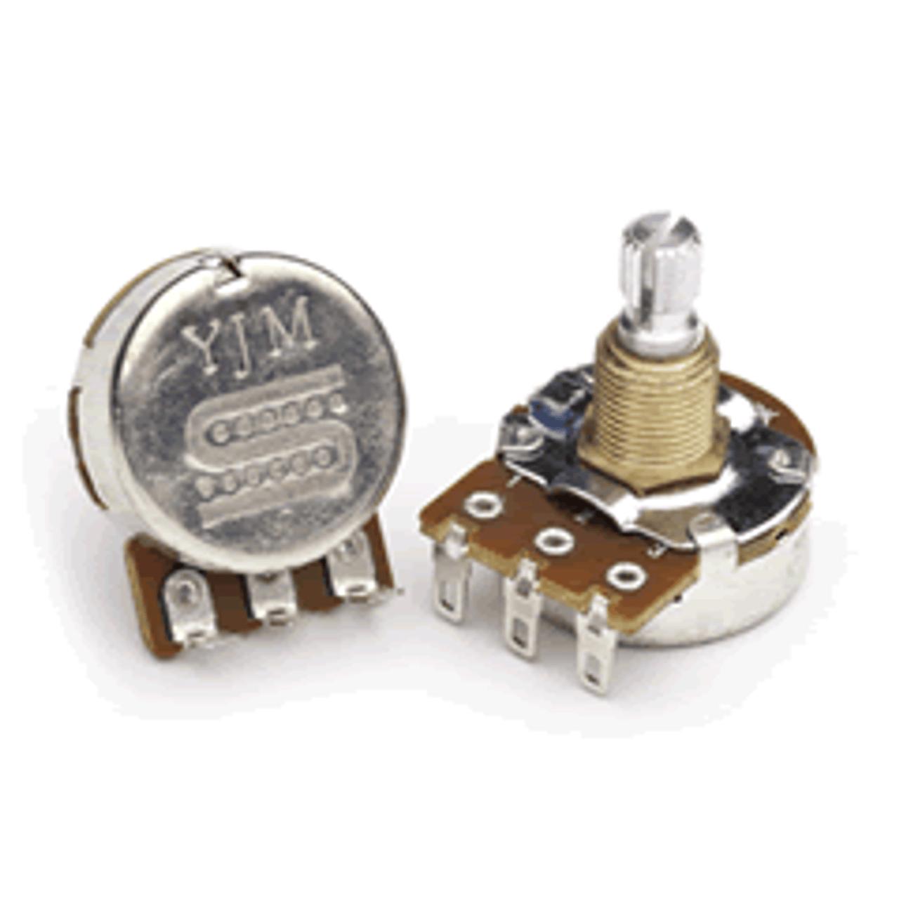 Electronics and Pickup Hardware