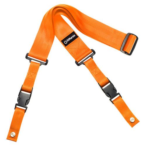 DiMarzio 2 Inch Neon Nylon ClipLock® Strap